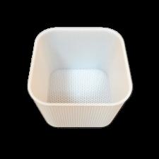 Форма для мягких и полутвердых сыров 3-4 кг квадратная